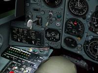Armament control panel.