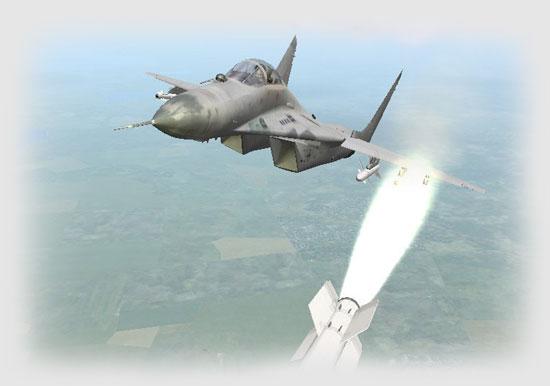 The MiG-29A