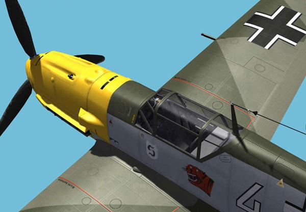Bf-109E-3