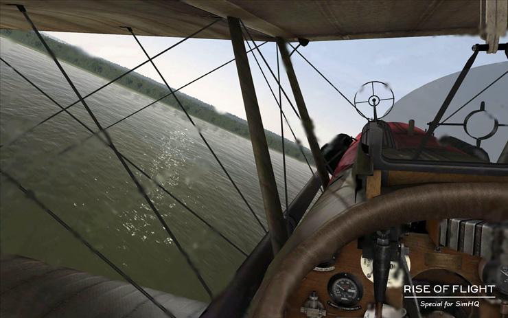 Water drops - Rise of Flight