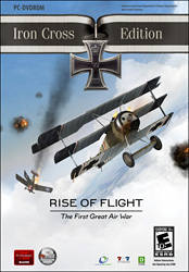 Rise of Flight - Iron Cross Edition