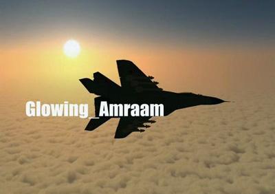 Glowing Amraam