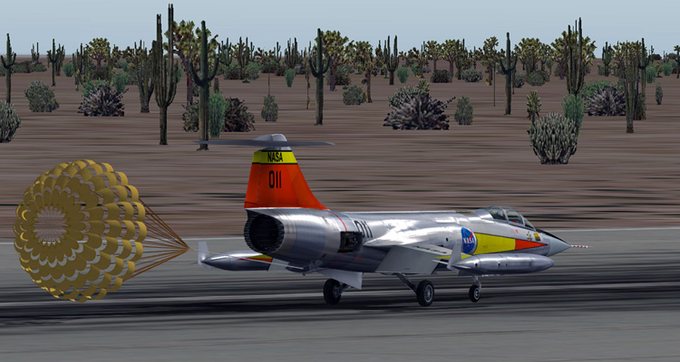 NASA Starfighter