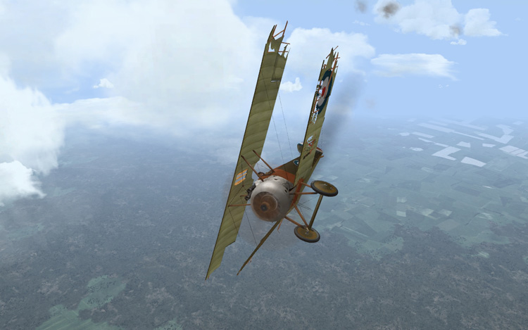 Wings Over Flanders Fields - Now, can we please get some parachutes?
