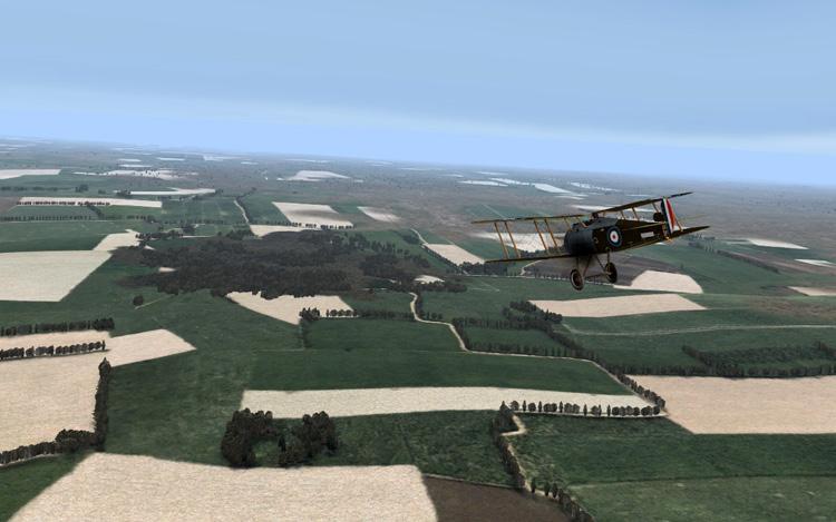 Wings Over Flanders Fields