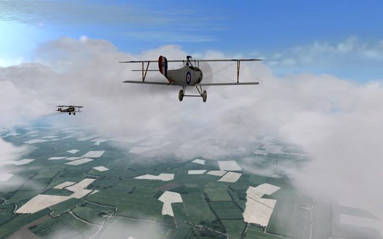Nieuport 17's