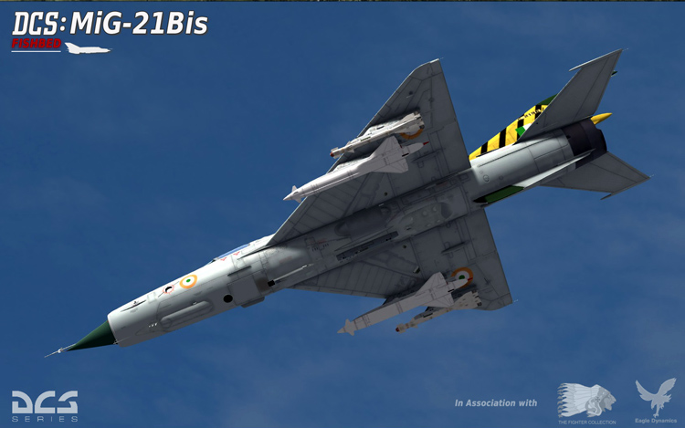 Most modern russian aircraft - Dcs Mig 21bis Fishbed Developer