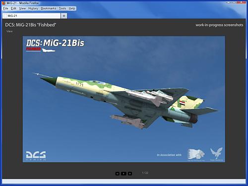 DCS: MiG-21Bis slideshow