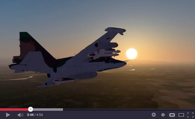 DCS World promotional video