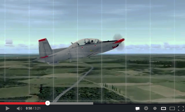 Combat Pilot: Flight Training Operations promotional video