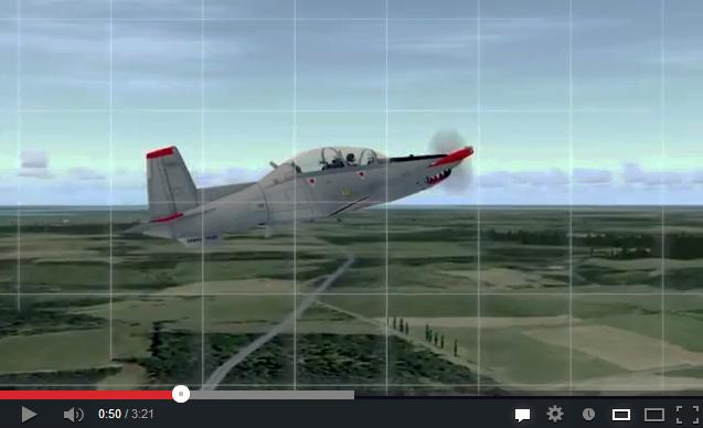 Combat Pilot: Flight Training Operations promotional video