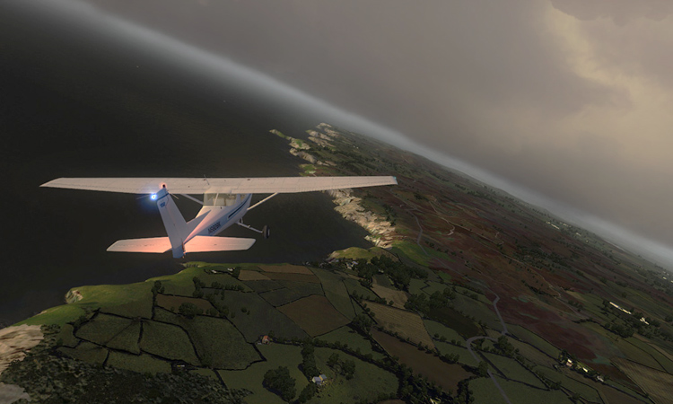 SimHQ's Best Scenery and Terrain for 2012: Orbx FTX England