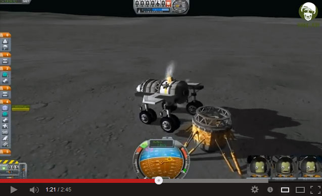 Kerbal Space Program -