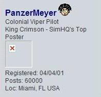 PanzerMeyer makes 60k!