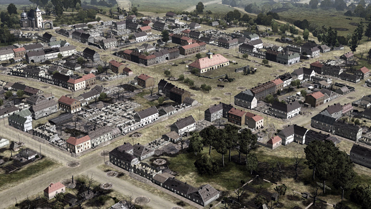 Iron Front The Staszow Historic City Detail Is Extensive Keep In Mind That You