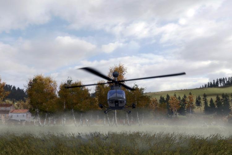 OH-58 Kiowa Warrior
