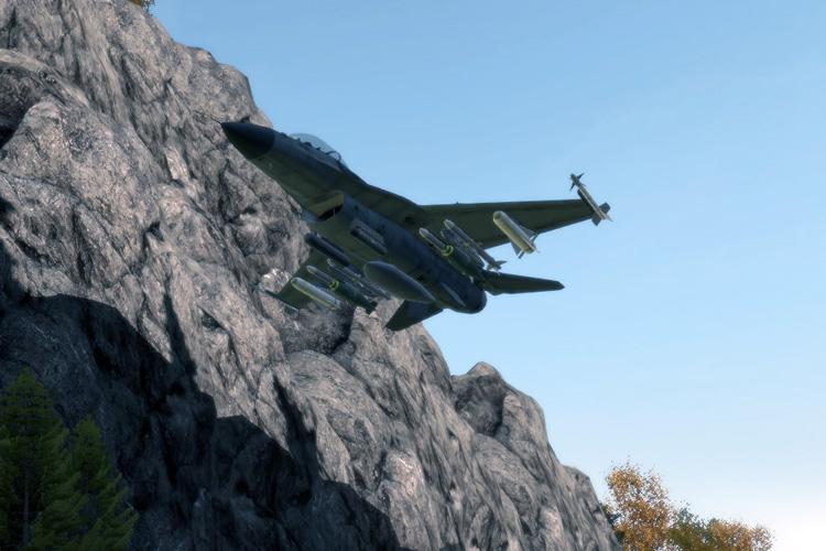 GLT F-16 Fighting Falcon