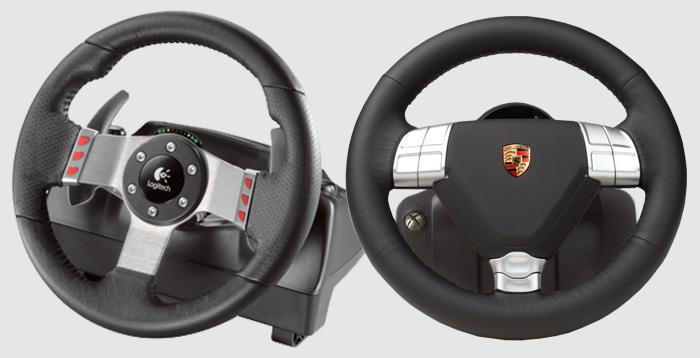 Side By Side Racing Logitech G27 Vs The Fanatec S