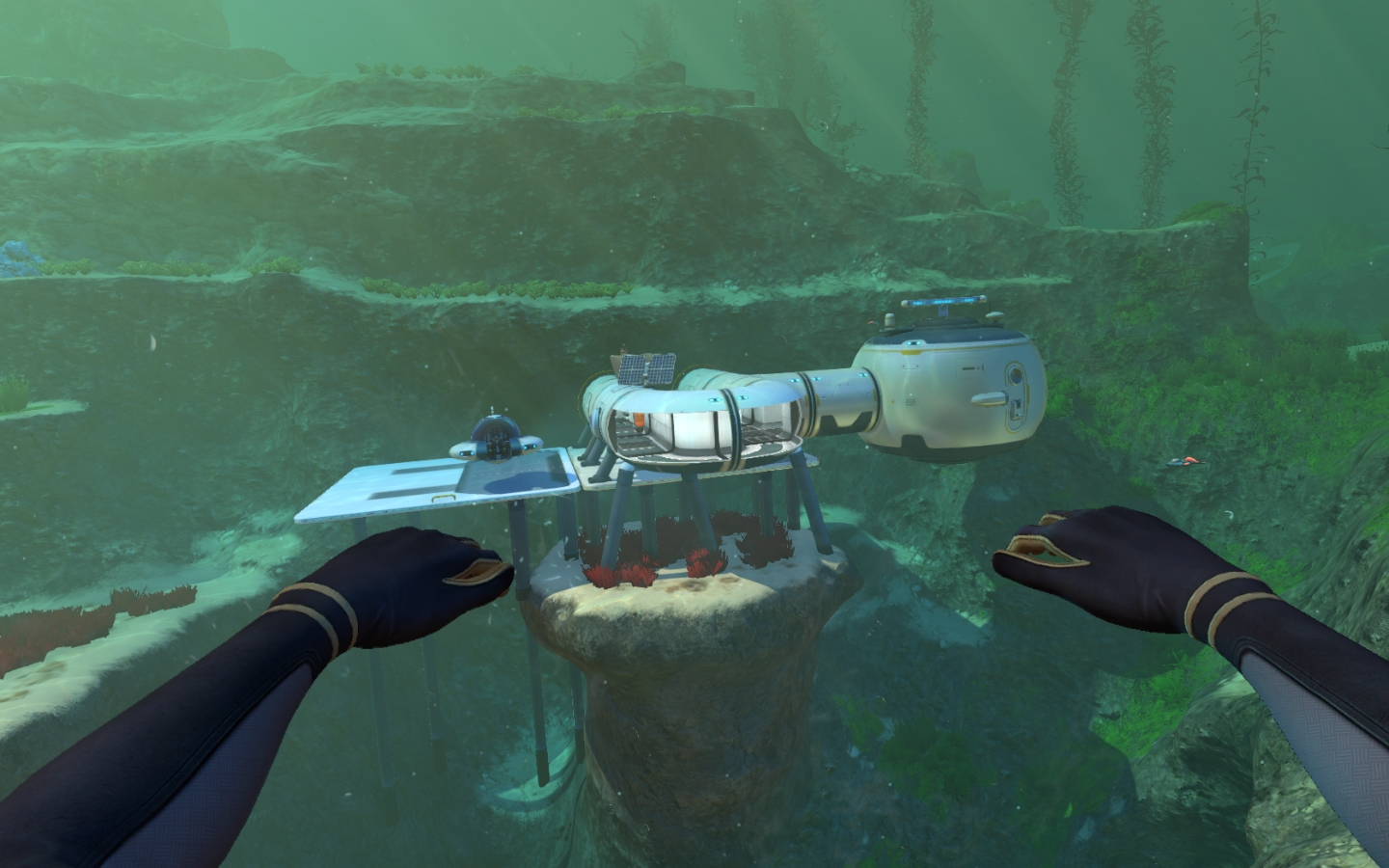 Subnautica Is Amazing And Frightening Simhq Forums Automatically crafts ingredients for a blueprint and takes materials from the neighboring storage. subnautica is amazing and frightening simhq forums