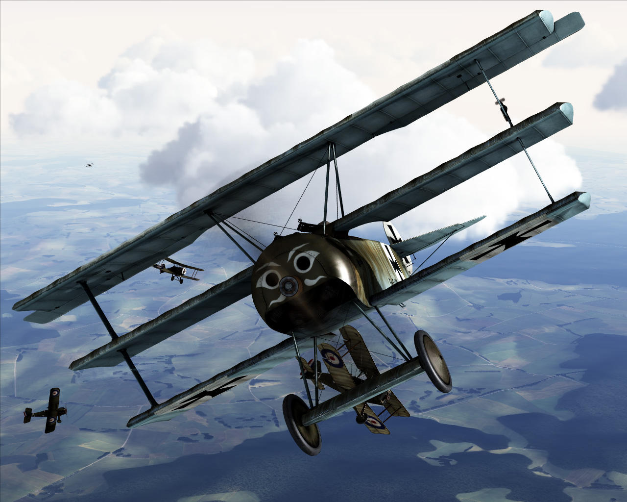 world war one aircraft on pinterest aviation art wwi. Black Bedroom Furniture Sets. Home Design Ideas