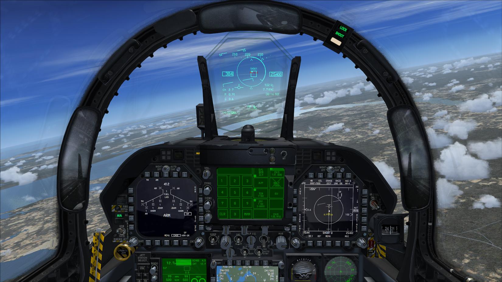 Fsx F 18