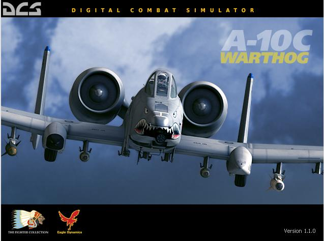 DCS A10C Version check - SimHQ Forums
