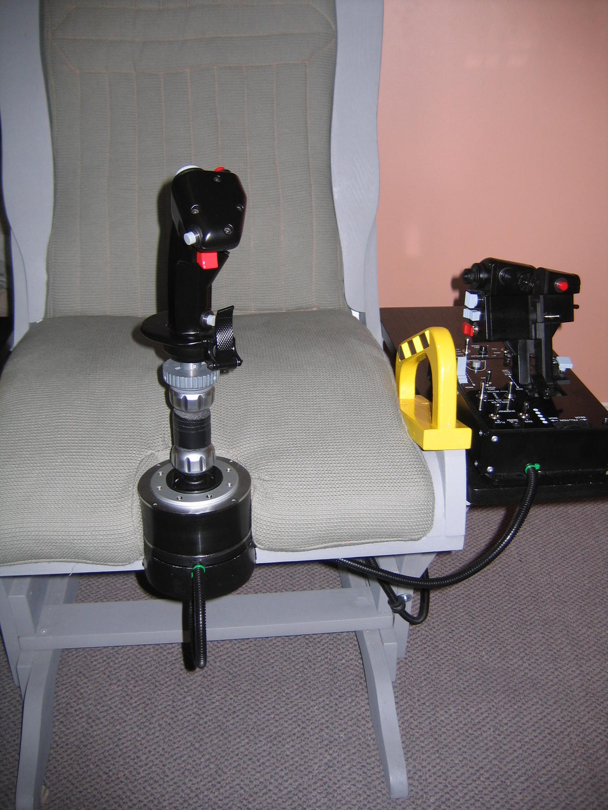 Thrustmaster Warthog Extension Diy Simhq Forums