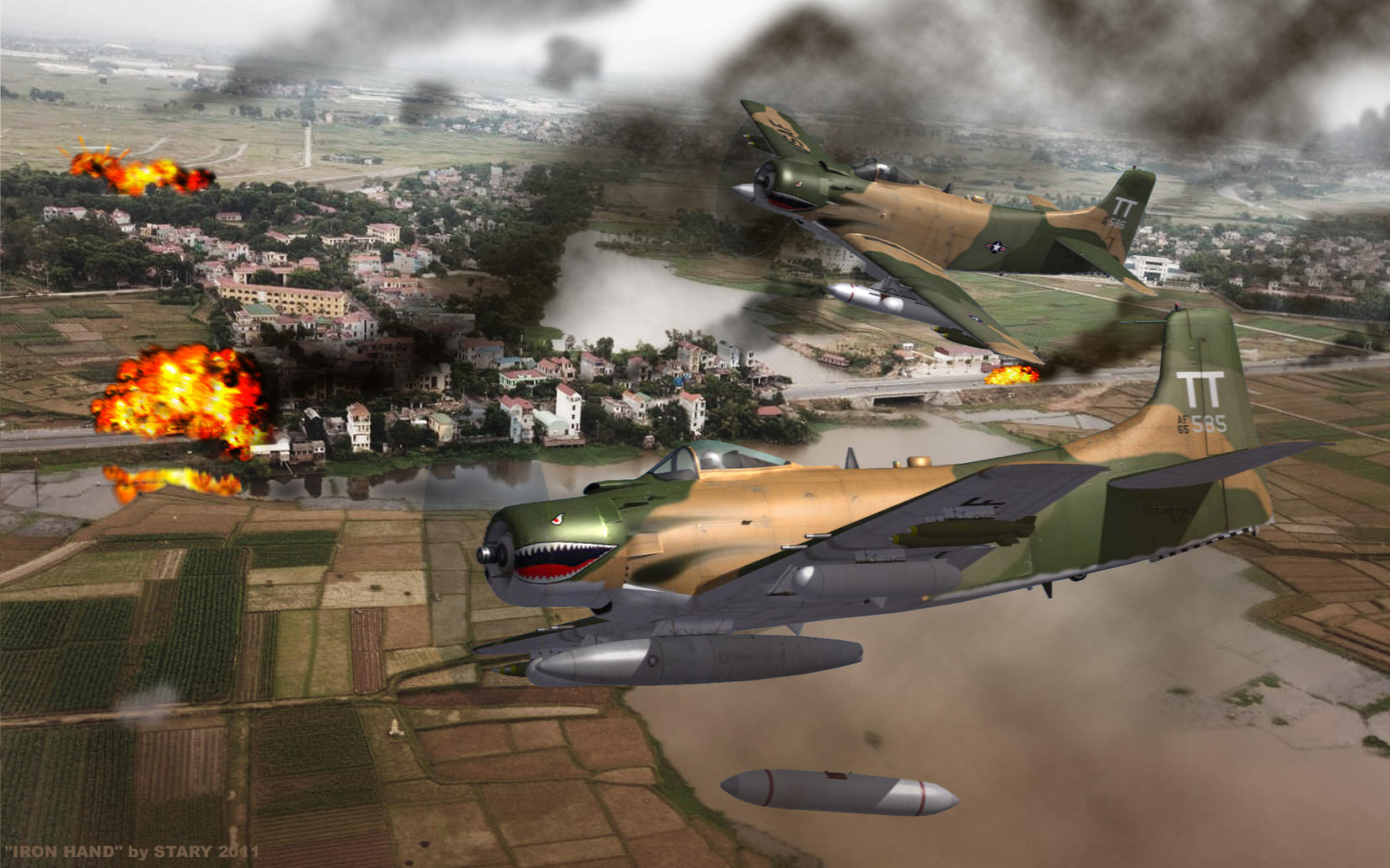 Strike Fighters - PC Video Games