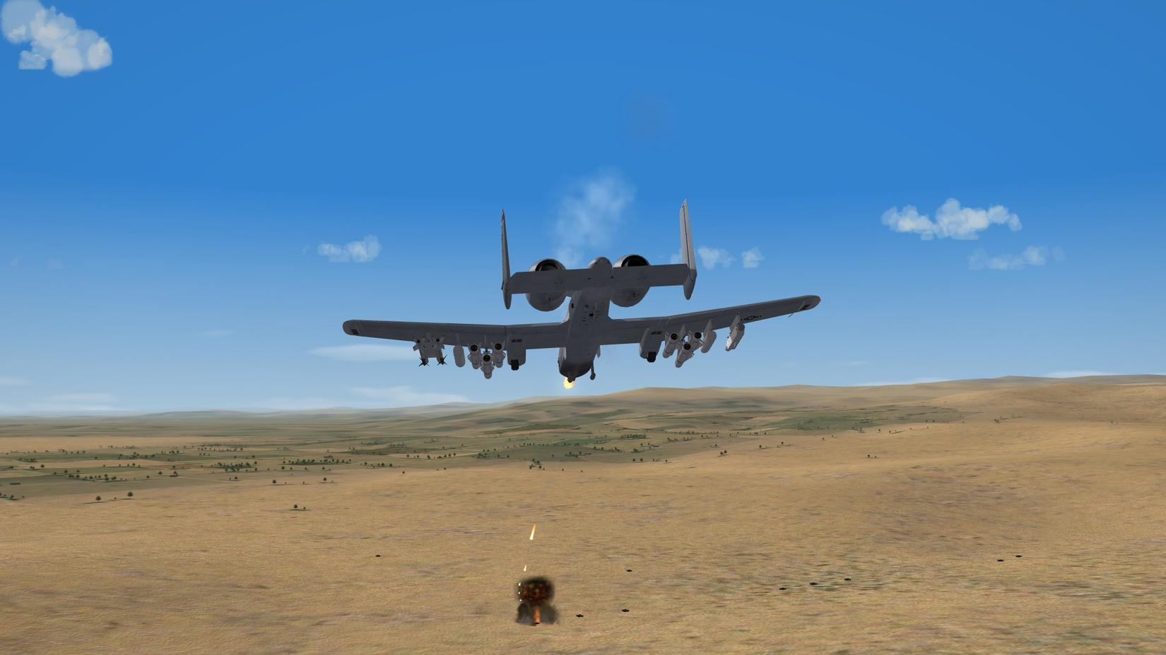 Strike Fighters 2: A-10 Warthog - SimHQ Forums