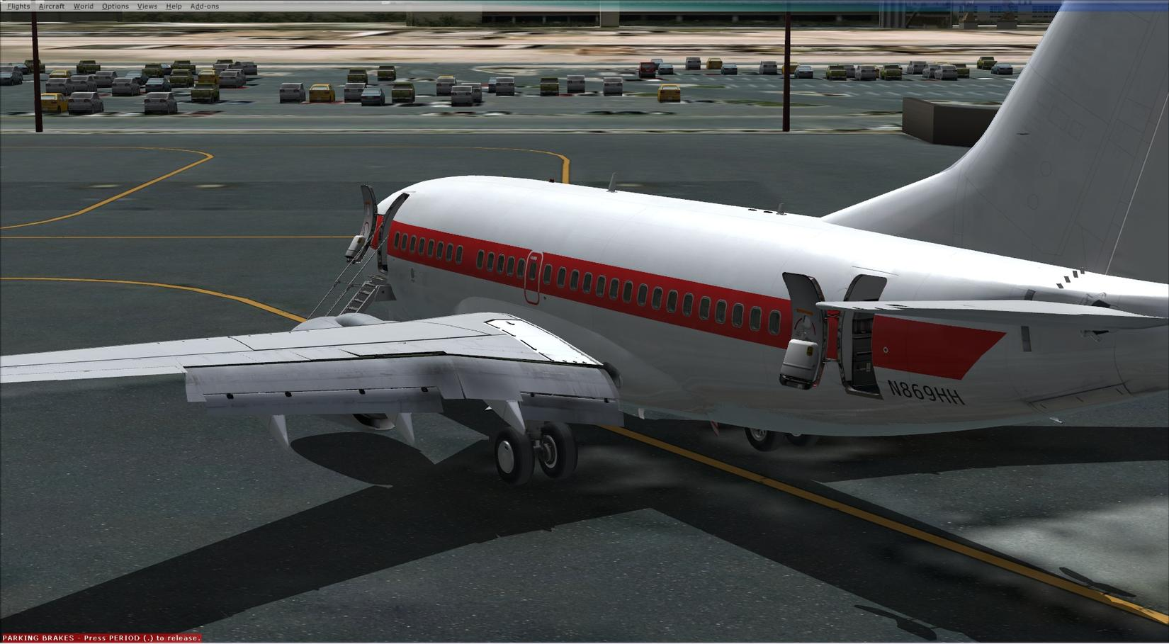 Janet 737 - SimHQ Forums