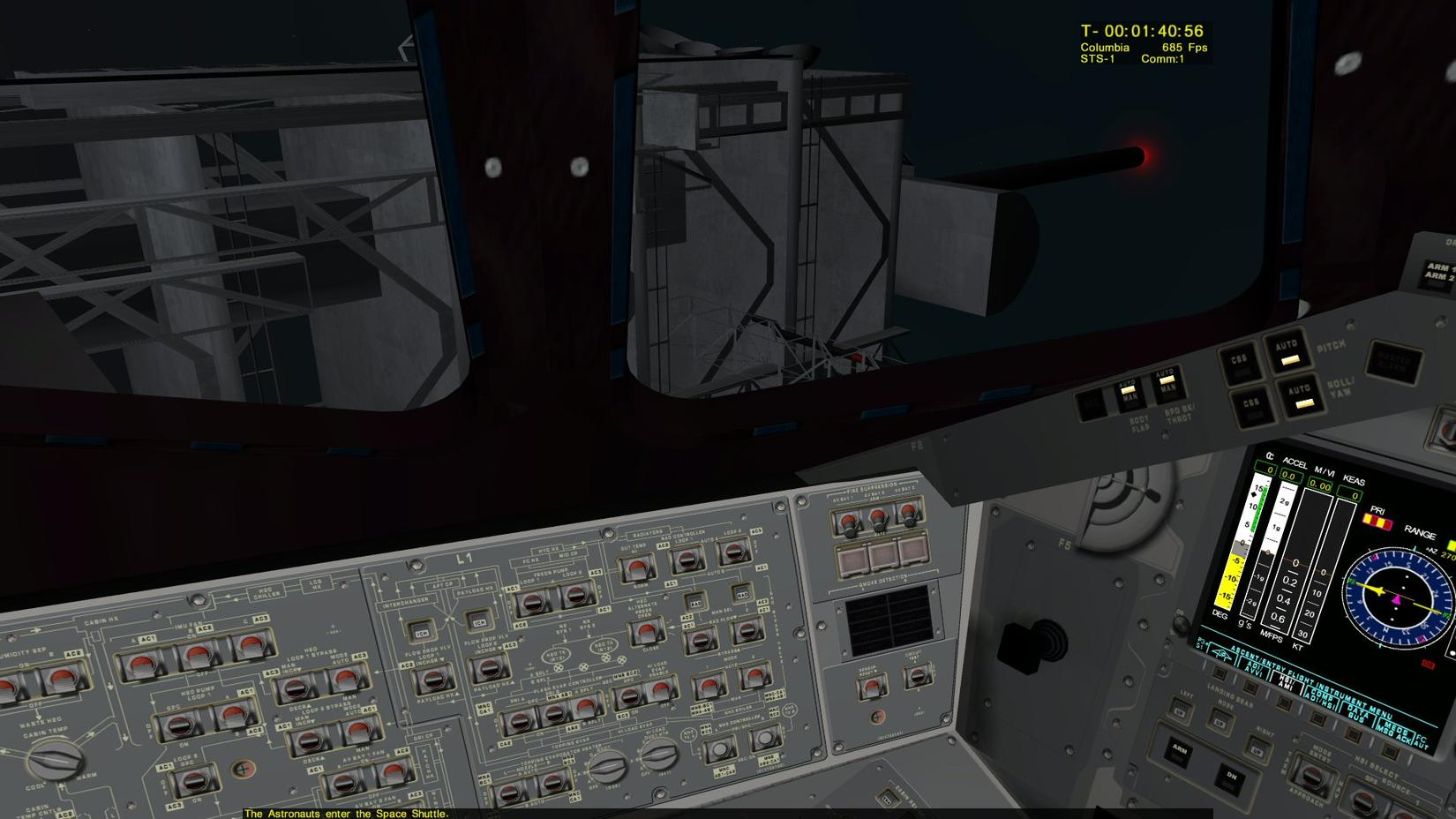 Space Shuttle Glass Cockpit (page 4) - Pics about space