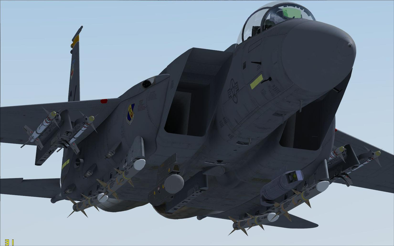 Milviz F-15-E For FSX - SimHQ Forums