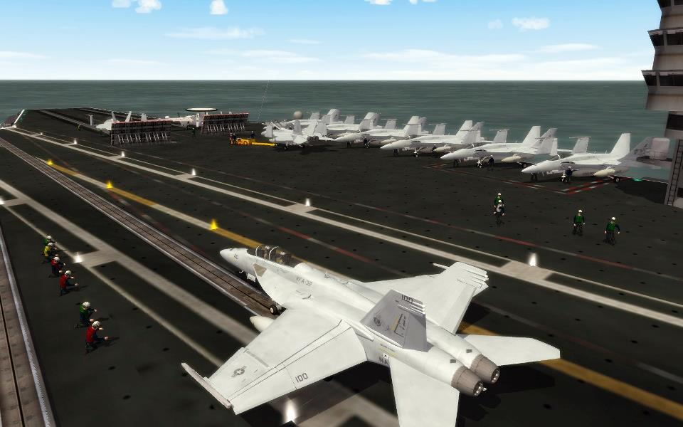 Strike Fighters 2: North Atlantic - Preview WIP screenshots