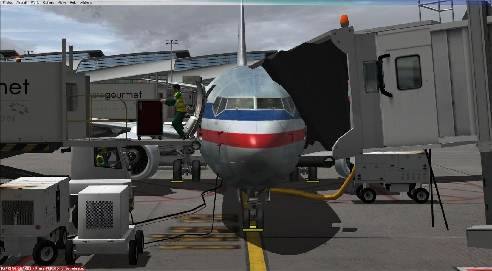 FSX GSX FSDT LAX PMDG NGX (too many acronyms!!!) - SimHQ Forums