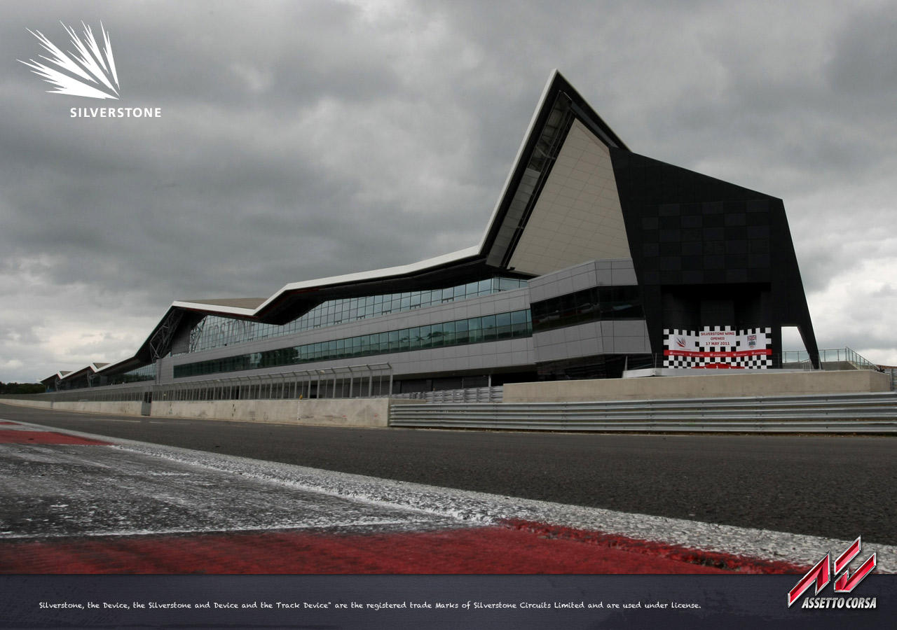 Silverstone licensed to Assetto Corsa - SimHQ Forums