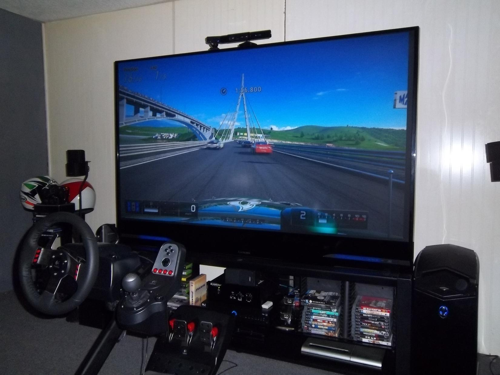 Thrustmaster T500RS VS Logitech G27 - SimHQ Forums
