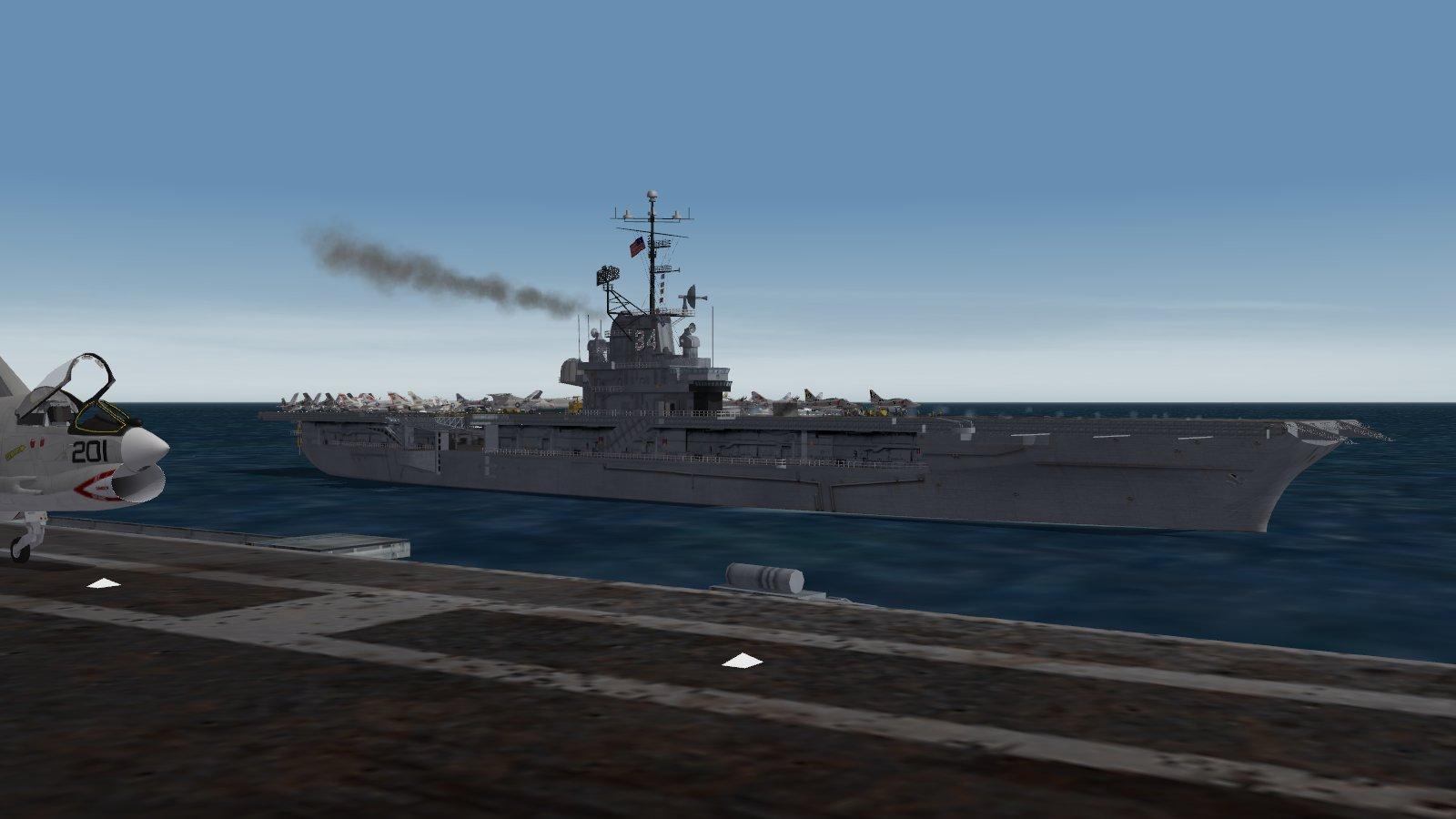 CVA-34, A-4F, VA-23 - SimHQ Forums