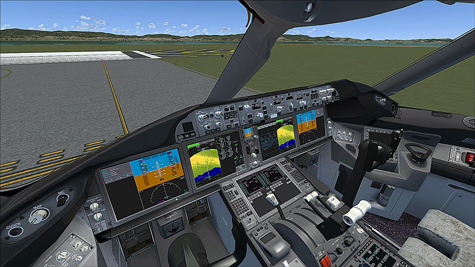 Aerosim 787 for FSX - SimHQ Forums