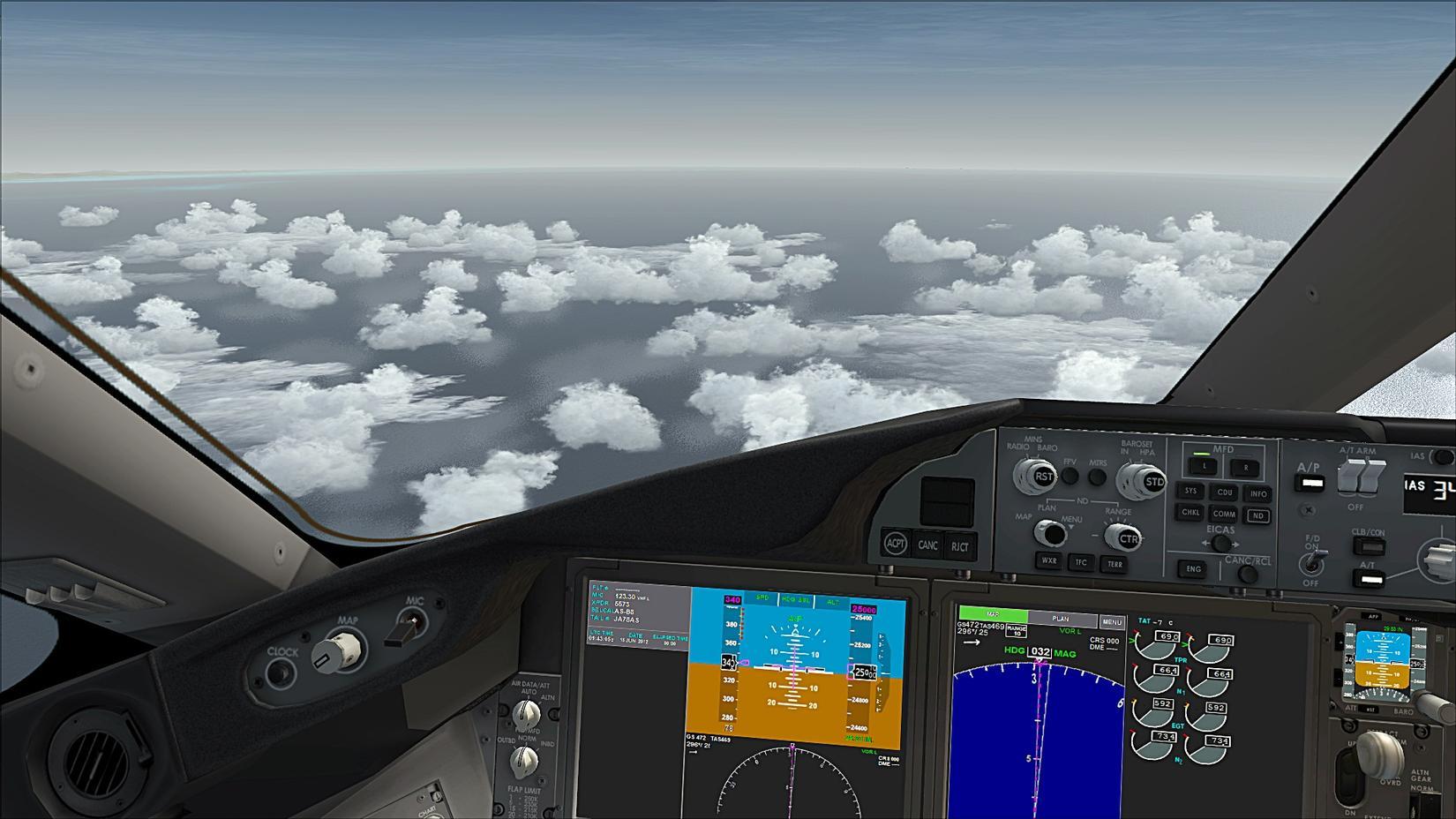 aerosim boeing 787 fsx