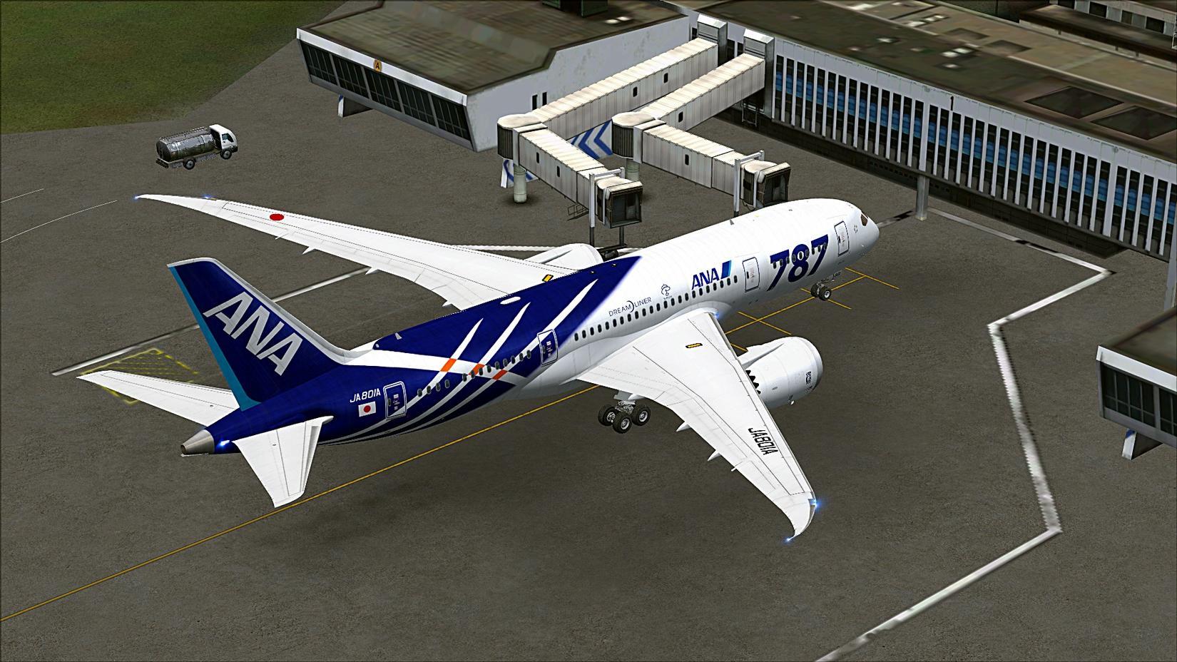 Aerosim 787 for FSX - SimHQ Forums