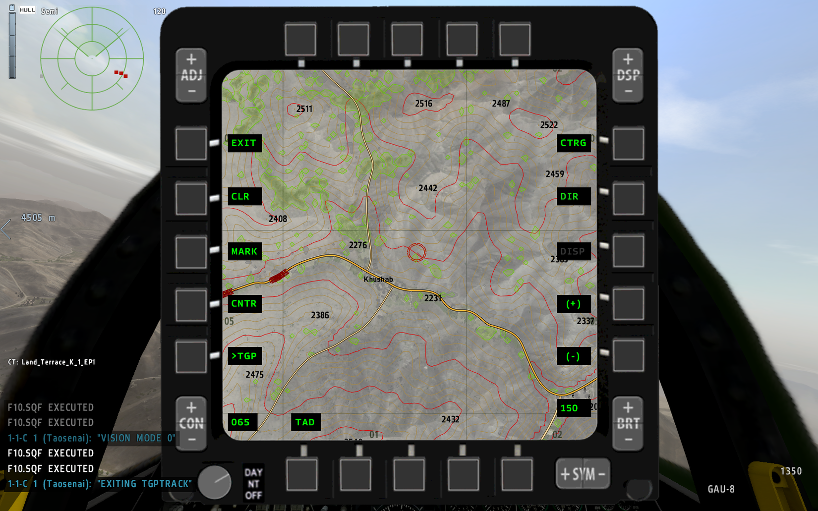 Air Enhancements TGP/TAD WIP Preview - SimHQ Forums