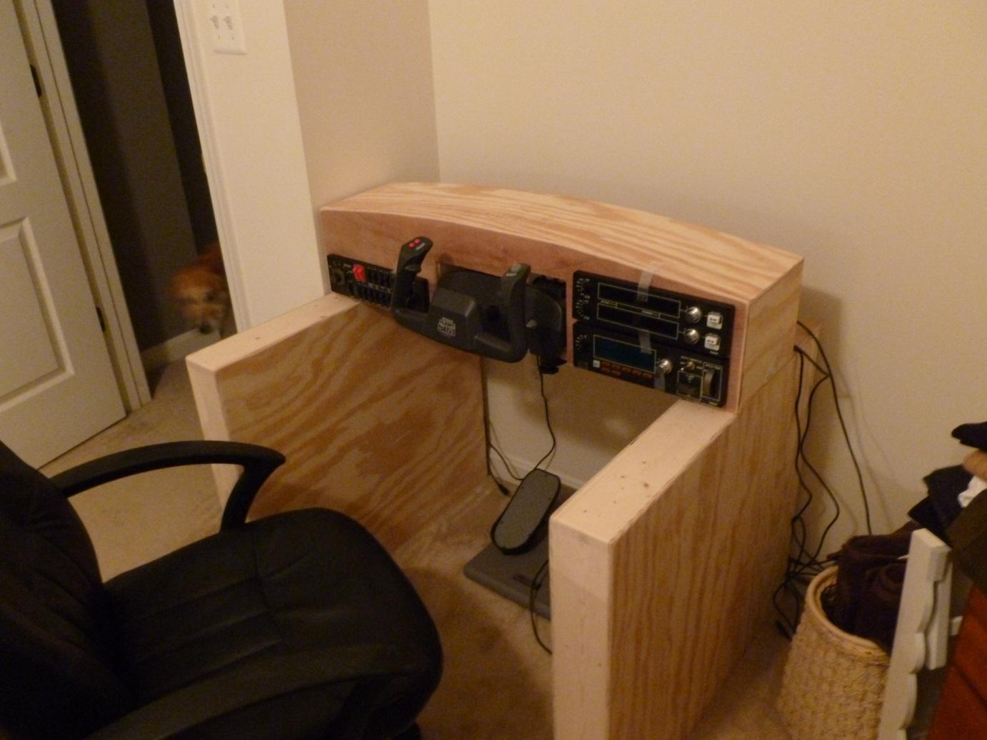 Where To Get Keys Made Near Me >> The wife finally let me build my simpit - SimHQ Forums