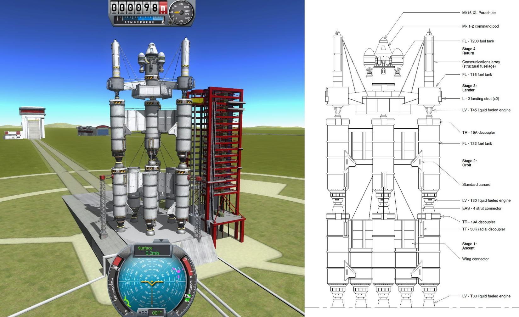 Kerbal Space Program: Munbase - SimHQ Forums