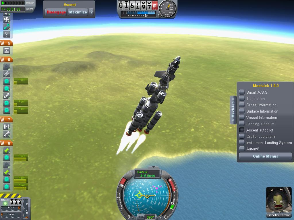 Beginners guide to KSP - SimHQ Forums