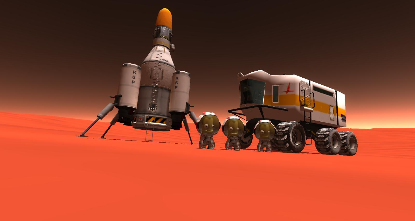 nasa ksp rover electric - photo #1