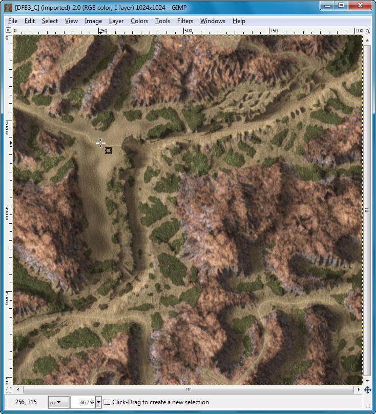 Comanche Gold - map exchange - SimHQ Forums