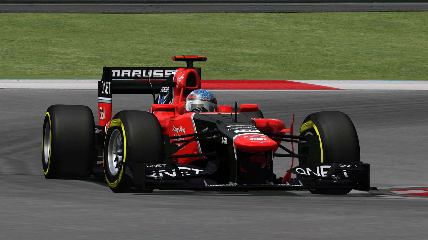 Total F1 2012 for rFactor - SimHQ Forums