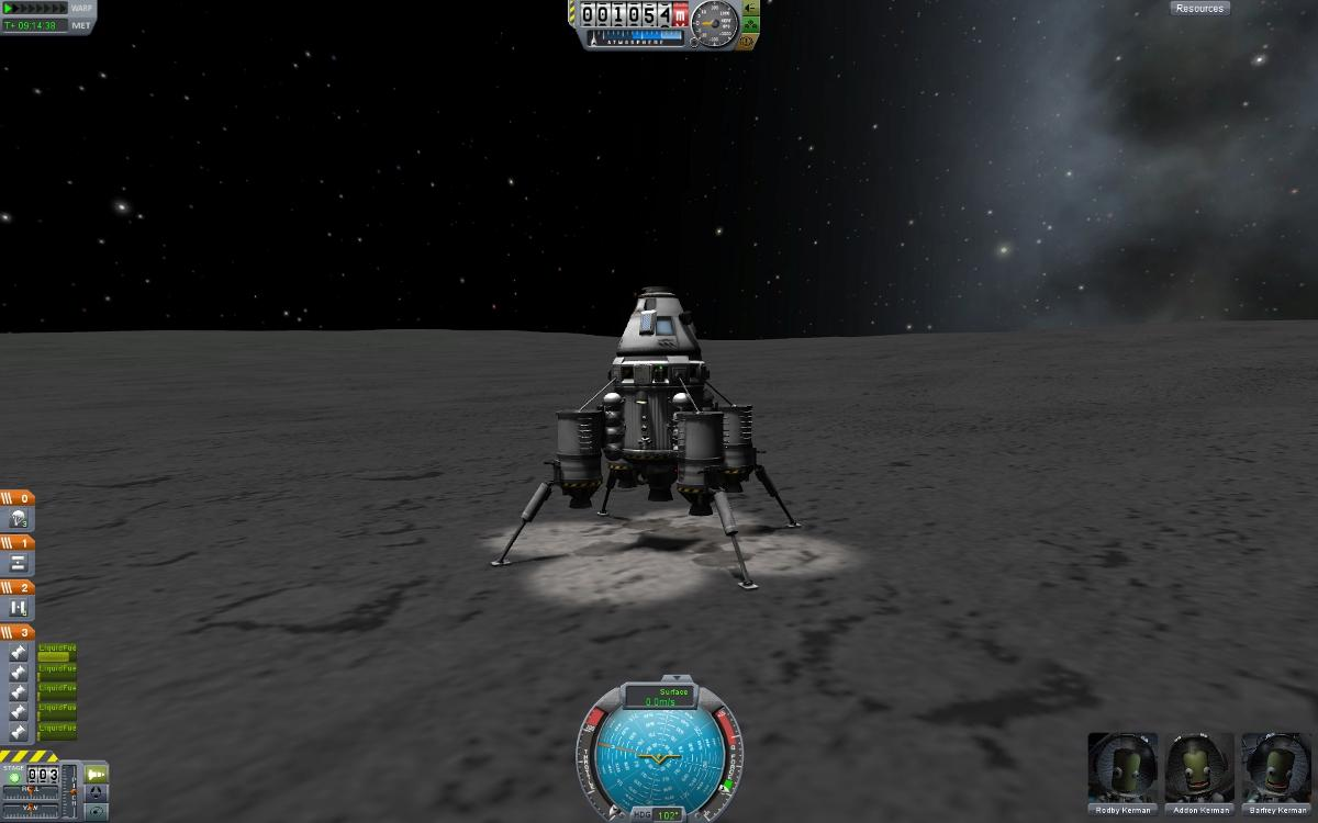 kerbal space program mun landing - photo #40