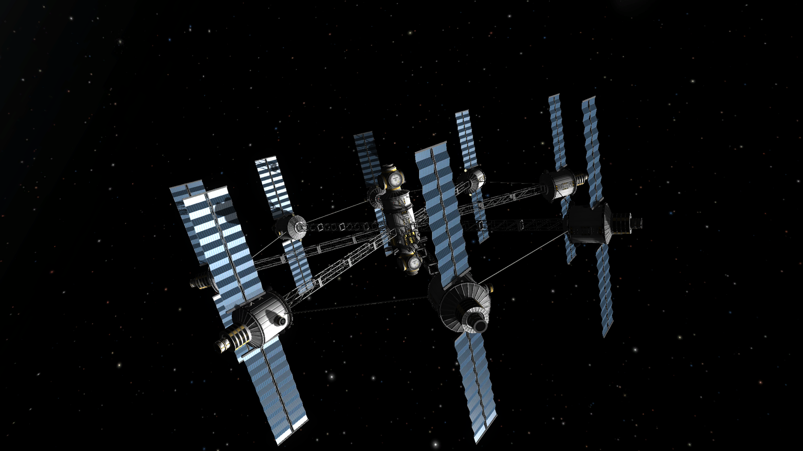 kerbal space station build - photo #13