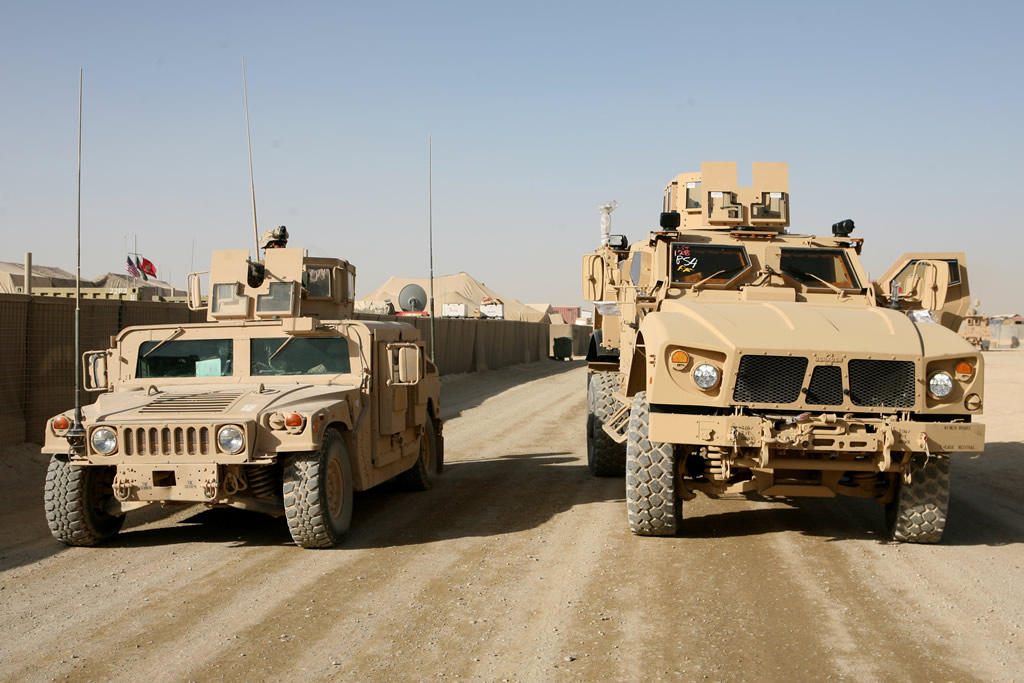 The Vehicle that has won the contract to replace the US's Humvee ...